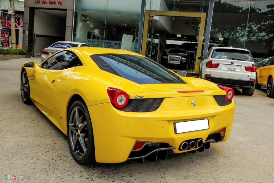 Dan Ferrari cua dai gia Sai Gon di bao duong hinh anh 9