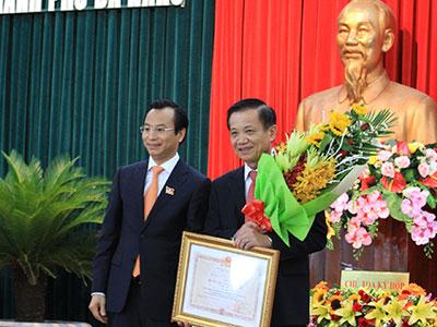 Ông Nguyễn Xuân Anh làm Chủ tịch HĐND TP Đà Nẵng