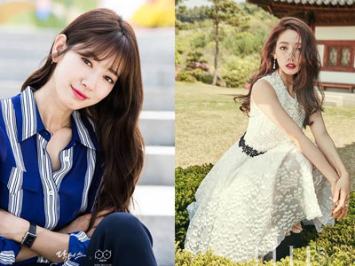 Park Shin Hye đẹp ngất ngây trong loạt ảnh mới