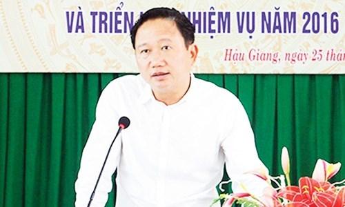 Giãi bày của Phó chủ tịch Hậu Giang Trịnh Xuân Thanh - ảnh 1