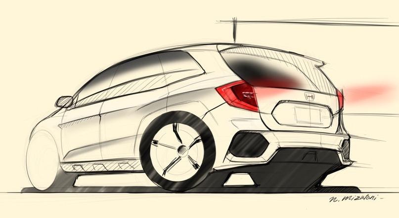 Concept của Honda CR-V 2017