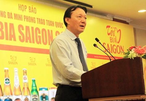 Nguyên Chủ tịch Sabeco Phan Đăng Tuất.