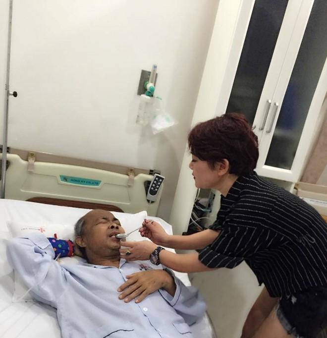 NSUT Han Van Tinh khoc noi 'khong biet con duoc bao lau nua' hinh anh 1