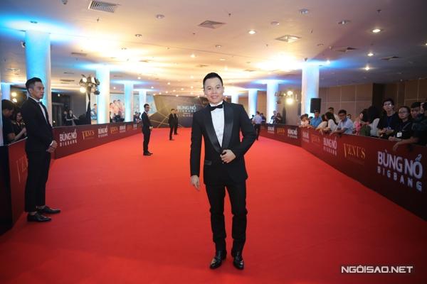 Vũ Khắc Tiệp cho biết, thảm đỏ của đêm hội năm nay được thiết kế hoành tráng tựa như các sự kiện liên hoan phim quốc tế.