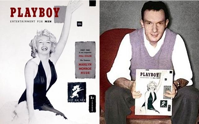 Từ anh chàng thất nghiệp đến ông trùm của đế chế Playboy - Ảnh 3.