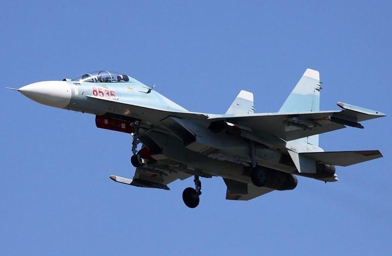 Viet Nam so huu may bay Su-30MK2 nhieu nhat the gioi?
