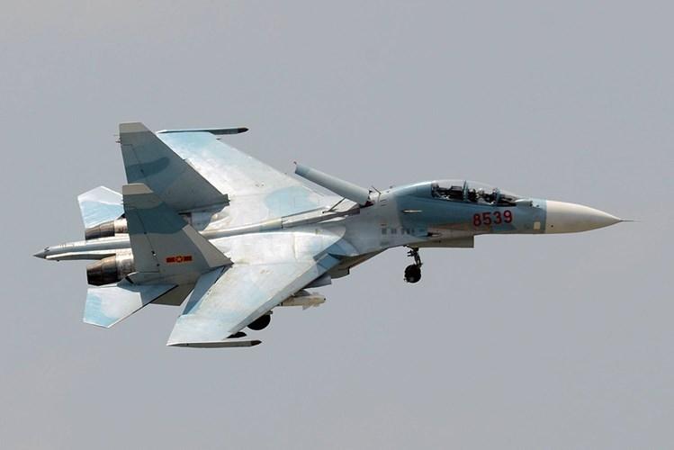 Viet Nam so huu may bay Su-30MK2 nhieu nhat the gioi?-Hinh-2
