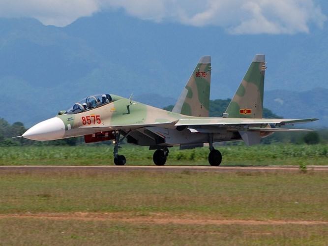 Viet Nam so huu may bay Su-30MK2 nhieu nhat the gioi?-Hinh-3