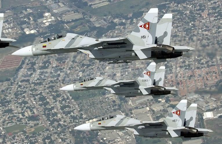Viet Nam so huu may bay Su-30MK2 nhieu nhat the gioi?-Hinh-8