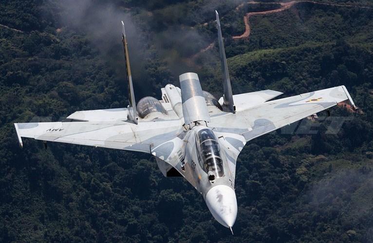Viet Nam so huu may bay Su-30MK2 nhieu nhat the gioi?-Hinh-9