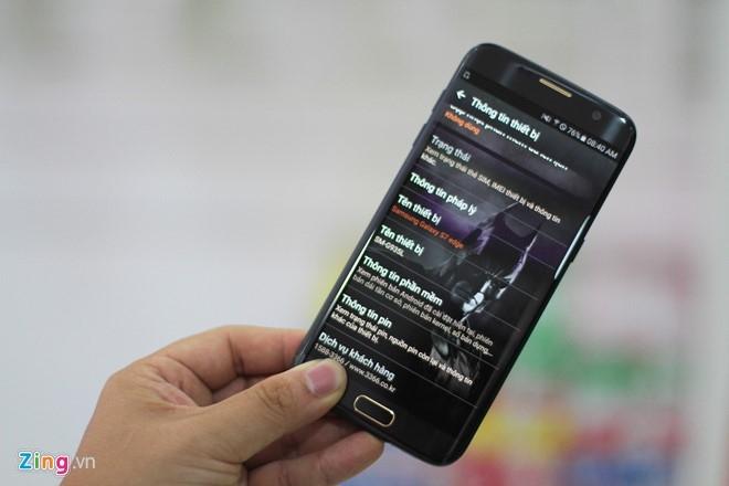 Galaxy S7 edge nguoi doi ve Viet Nam gia 50 trieu dong hinh anh 10