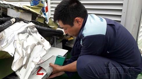Hình ảnh đầu tiên về mảnh vỡ máy bay tuần thám CASA 212 bị rơi - ảnh 10