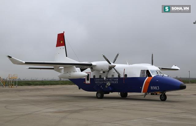 Máy bay CASA-212 gặp nạn là chiếc cuối cùng trong dây chuyền - Ảnh 1.