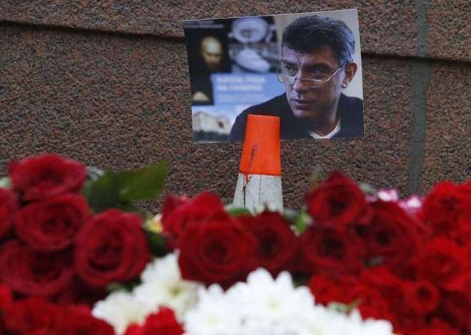 Ông Boris Nemtsov bị ám sát ở Moscow vào đêm 28-2-2015