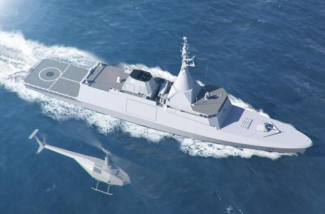 Tìm hiểu các mẫu tàu chiến Pháp muốn bán cho Việt Nam - Ảnh 3.