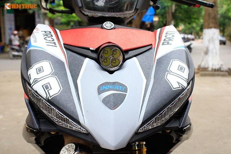 Dan choi Ha thanh chi gan 100 trieu do Yamaha Exciter 150-Hinh-4