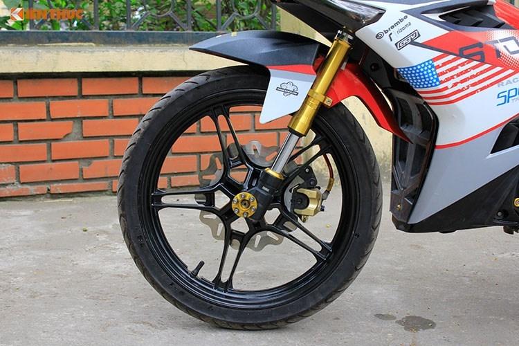Dan choi Ha thanh chi gan 100 trieu do Yamaha Exciter 150-Hinh-9