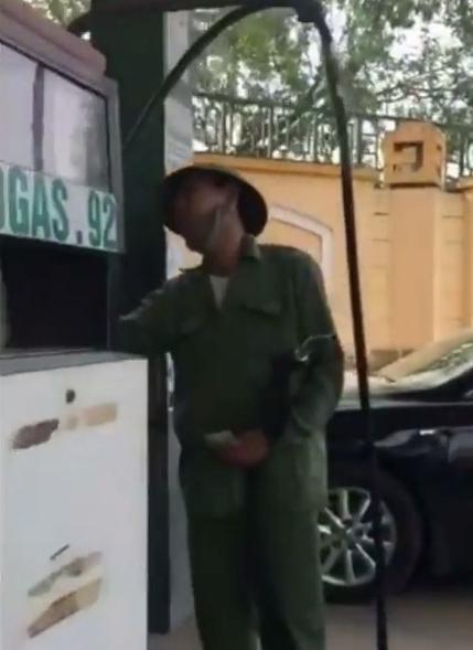 Quản lý trạm xăng ở TP. Vinh: Không có chuyện gian lận của khách 500.000 đồng - Ảnh 2.