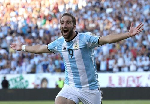 Argentina - Venezuela: Messi cân bằng kỷ lục - 1