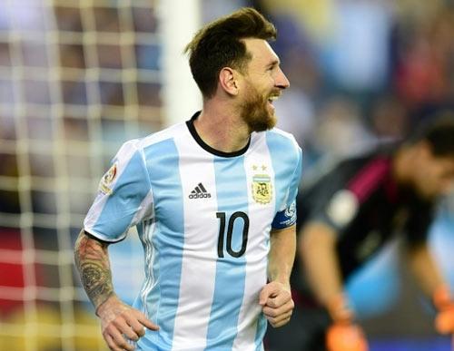 Argentina - Venezuela: Messi cân bằng kỷ lục - 2