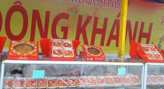 Banh Trung thu ban som 3 thang o Sai Gon hinh anh 1