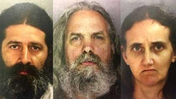 yêu râu xanh, Mỹ, tấn công tình dục, cầm tù bé gái, lạm dụng tình dục