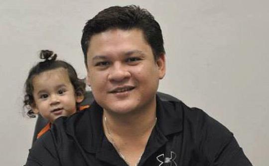 Paolo Duterte, con trai cả của tân Tổng thống Philippines Rodrigo Duterte. Ảnh: Facebook