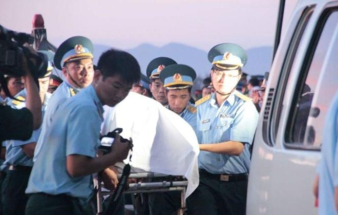 Le truy dieu phi cong Tran Quang Khai duoc to chuc o Nghe An hinh anh 1