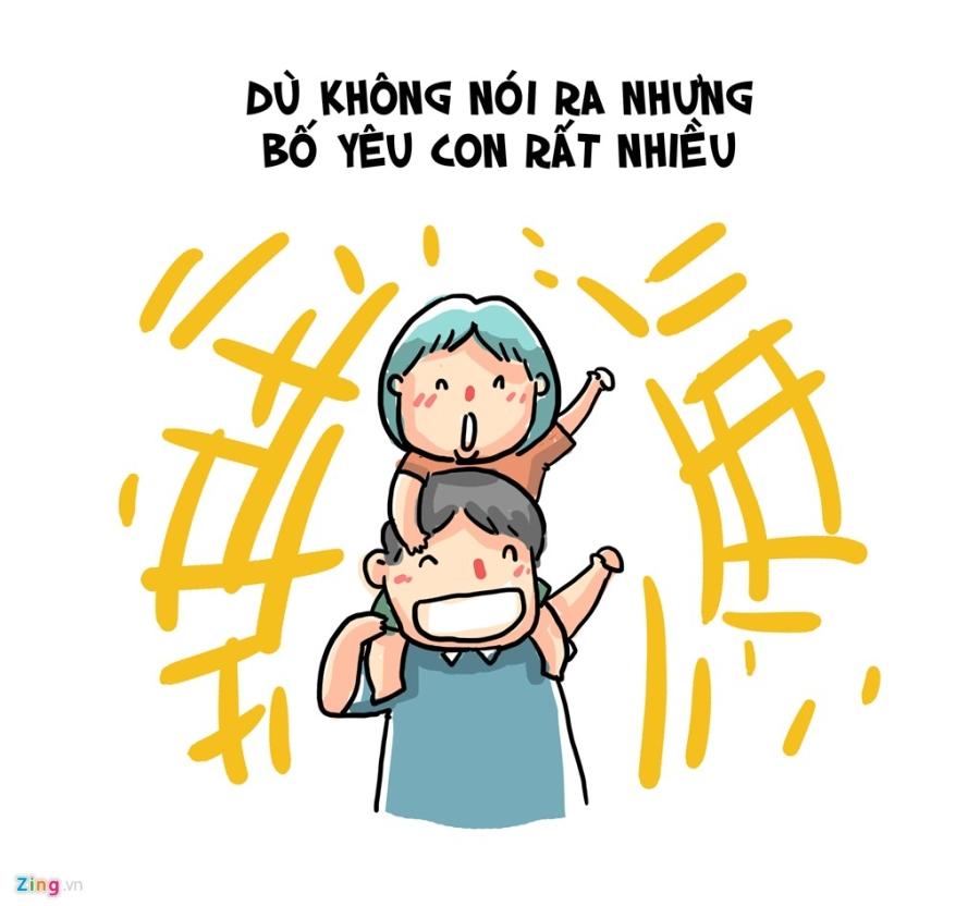 Ngay cua Cha: Nhung dieu con chua bao gio biet hinh anh 9