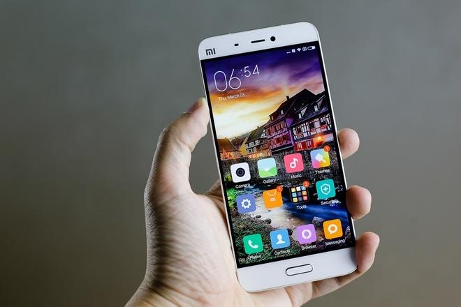10 smartphone mạnh nhất nửa đầu 2016