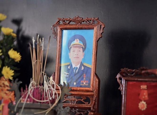 Le vieng phi cong Tran Quang Khai hinh anh 2