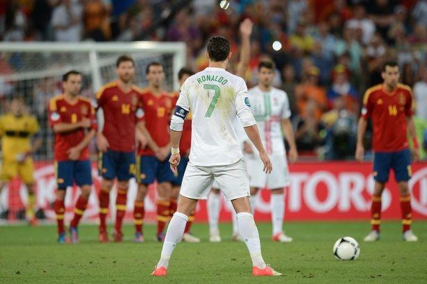 ... và Euro 2012, điểm chung là bóng chưa bao giờ vào lưới
