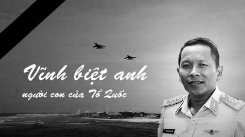 Di sản của người lính phi công và di sản của nhân vật hạ cánh an toàn - Ảnh 1.