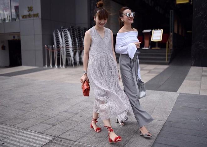Ha Ho, Lan Khue dien street style dep nhat tuan qua hinh anh 8