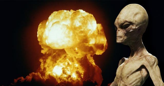 Người ngoài hành tinh đã cố cứu chúng ta khỏi cuộc chiến hạt nhân - Ảnh 2.