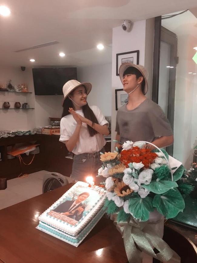 Fan phản ứng trái chiều khi Nhã Phương hào hứng chúc mừng sinh nhật Kang Tae Oh - Ảnh 2.