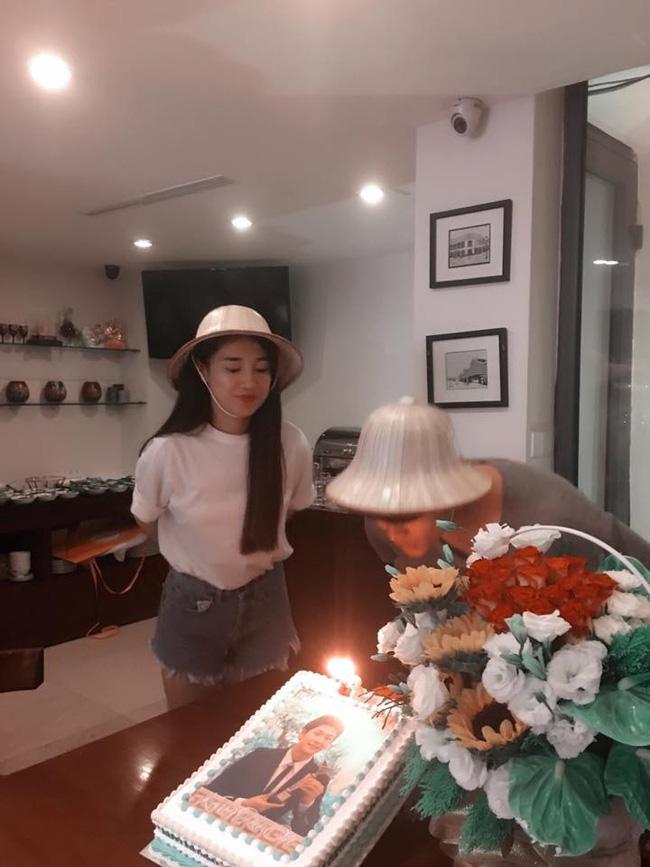 Fan phản ứng trái chiều khi Nhã Phương hào hứng chúc mừng sinh nhật Kang Tae Oh - Ảnh 3.