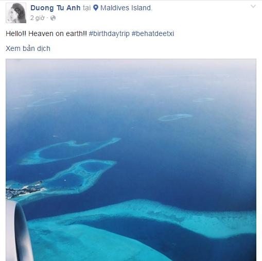 Nghi vấn Á hậu Tú Anh có bạn trai mới là em trai MC Chuyển động 24h - Ảnh 3.