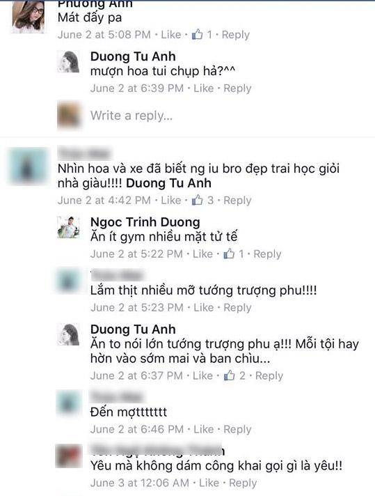 Nghi vấn Á hậu Tú Anh có bạn trai mới là em trai MC Chuyển động 24h - Ảnh 7.