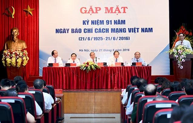 Thu tuong: Bao chi thong tin kip thoi vu ca chet hinh anh 3