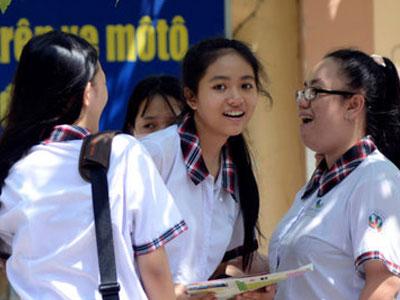 NÓNG: TP.HCM công bố điểm tuyển sinh lớp 10