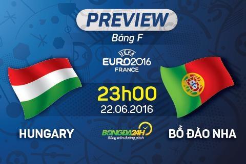 Bo Dao Nha vs Hungary (23h ngay 226) The la qua du! hinh anh