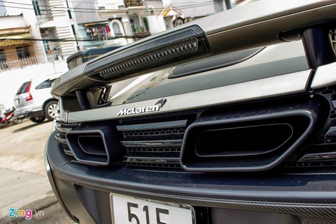 Chi tiet McLaren 650S Spider MSO ban gioi han o Sai Gon hinh anh 10