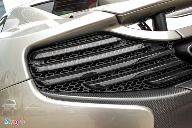 Chi tiet McLaren 650S Spider MSO ban gioi han o Sai Gon hinh anh 11