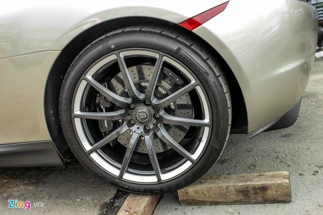 Chi tiet McLaren 650S Spider MSO ban gioi han o Sai Gon hinh anh 12