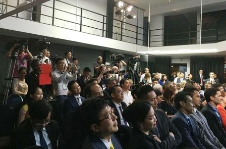 Cộng đồng star-up tại buổi gặp Tổng thống Obama