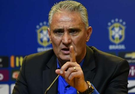"""HLV Tite chính thức được bổ nhiệm vào """"ghế nóng"""" đội tuyển Brazil"""