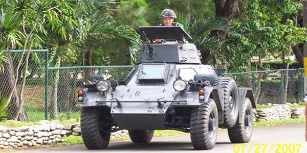 Ngạc nhiên trước những mẫu xe bọc thép nội địa của Philippines - Ảnh 4.