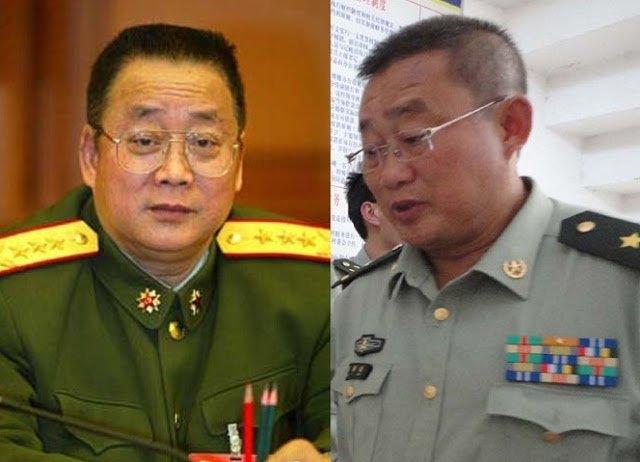 Liêu Tích Long (trái) và em trai Liêu Tích Tuấn