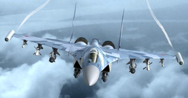 So sanh suc manh chien dau cua F-15 va Su-35 hinh anh 7